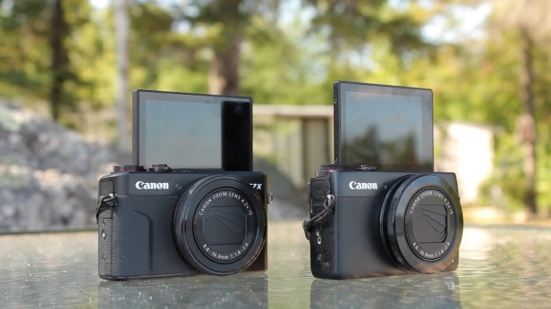 G7X dan G7x mark II