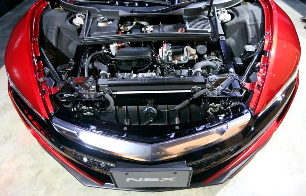 Honda NSX 7