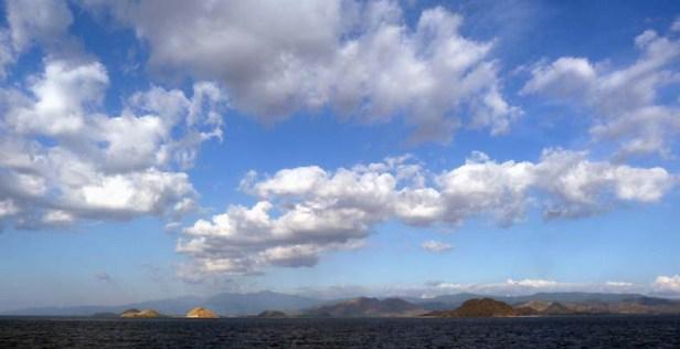 Awan cantik di KSB