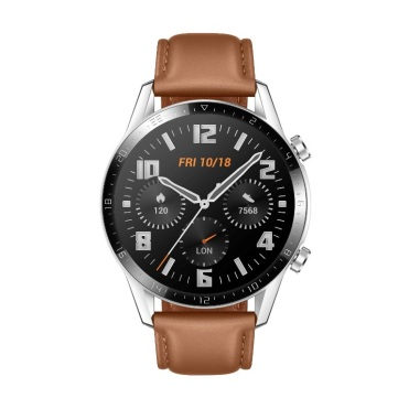 WATCH GT 2_46mm_Pebble Brown