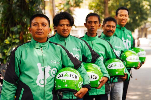driver GO-JEK