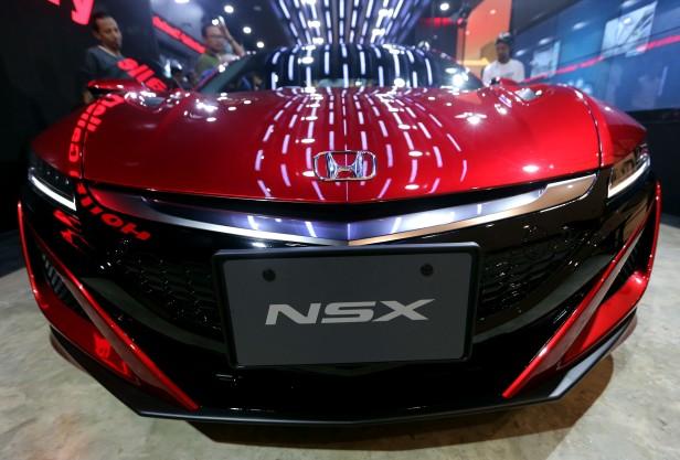 Honda NSX 1