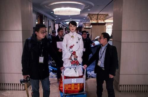 CHINA-IT-LIFESTYLE-SCIENCE-ROBOTICS