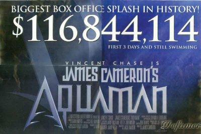 Aquaman, film JC di Entourage