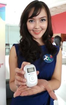 Layanan XL Dekat adalah personal tracker, salah satunya untuk orang tua yang ingin mengawasi anaknya.