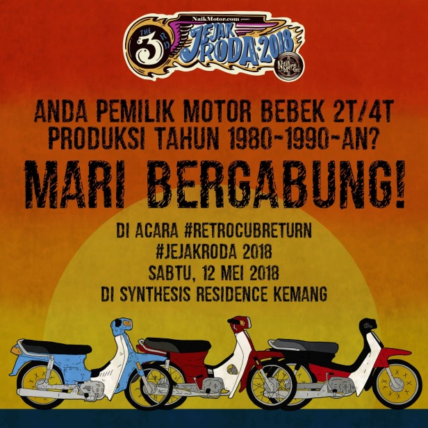 Jejak_roda_Retro_Cub_return