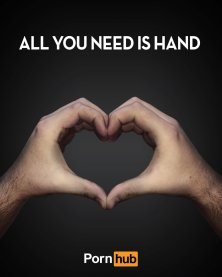 all you need is hand