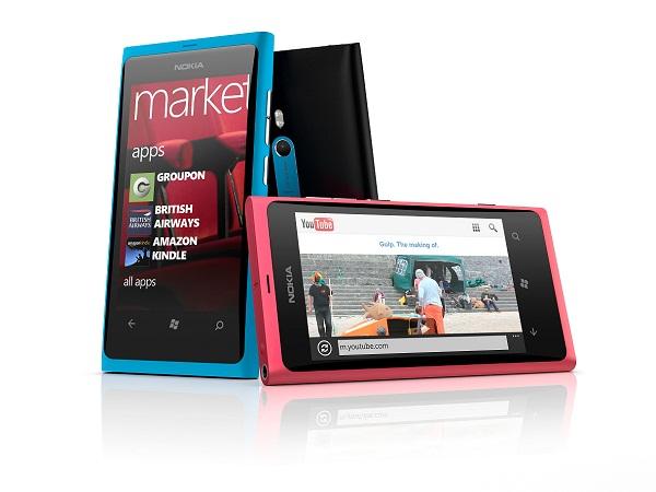 Warna-warna cerah Nokia Lumia