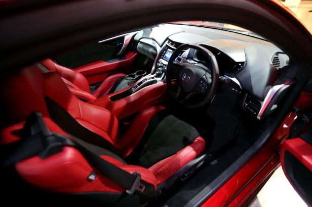 Honda NSX 4