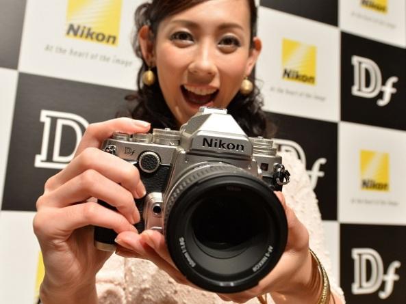 JAPAN-COMPANY-NIKON-DF