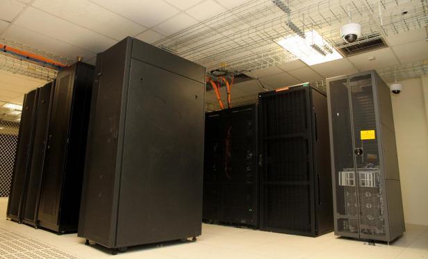 Ruang Data Center Telkomsigma
