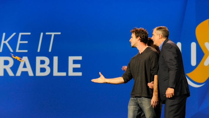 Intel CEO Brian Krzanich CES Keynote
