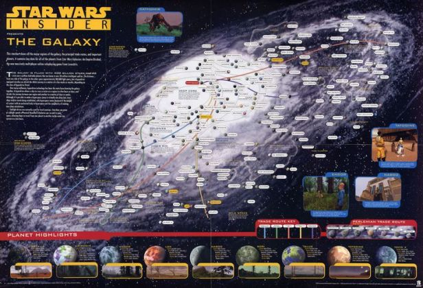 Galaxy Star WArs