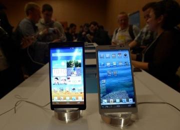 Huawei Ascend yang baru akan dirilis.
