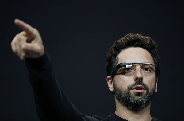 US-IT-INTERNET-GOOGLE-GLASS