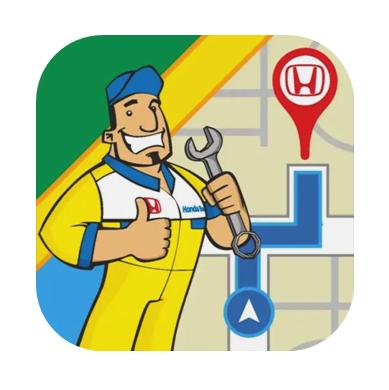 Logo Aplikasi Honda Siaga