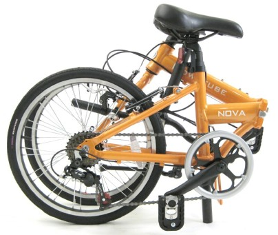 downtube-nova-folding-bike-folded