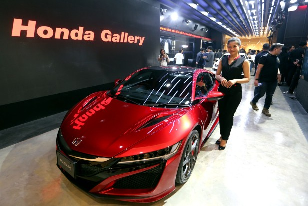 Honda Gallery 1
