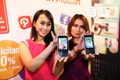 Cyrus Chat menawarkan solusi touch type dan fast, khususnya bagi pengguna yang mau menyebrang ke tren touch screen di perangkat bergerak.