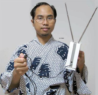 Khoirul Anwar, penemu 4G