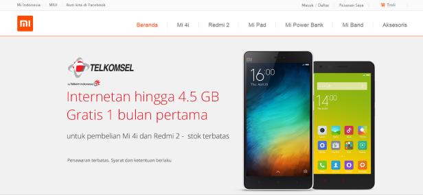 Xiaomi Indonesia