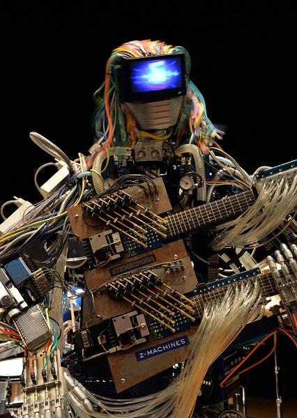 JAPAN-ROBOT-ENTERTAINMENT