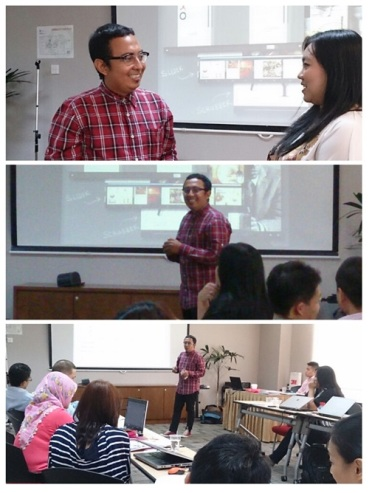 Media Sharing Session 18 Sept 2013 di 3M-1