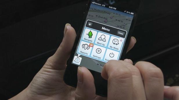 Waze menwarkan lebih banyak fitur dibanding aplikasi navigasi yang ada di pasar saat ini.