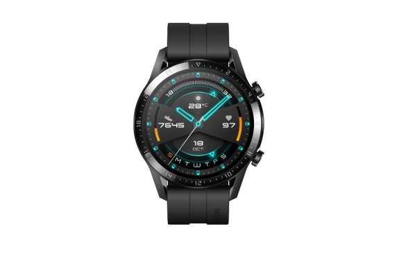 WATCH GT 2_46mm_Matte Black