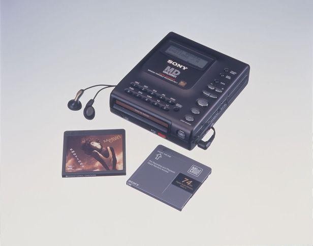 Minidisc 1992
