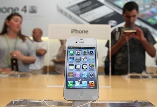 iPhone 4s mulai dijual bebas.