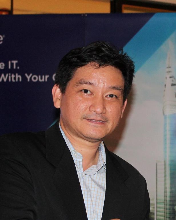 Andreas Ananto Kagawa VMware Indonesia Country Manager