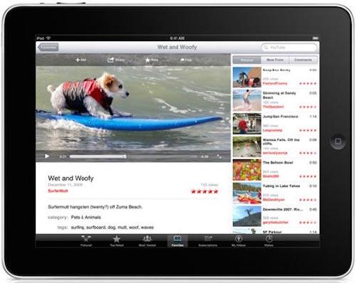best-ipad-video-apps-youtube