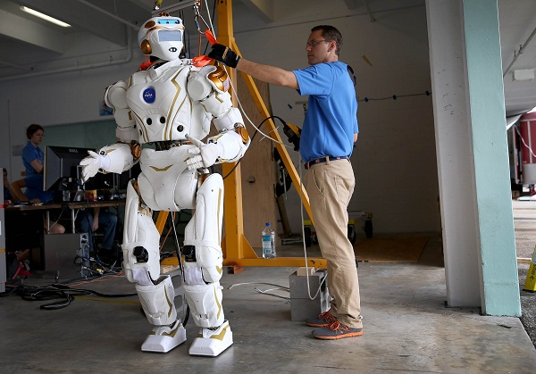 Robotics Competition Held In Florida