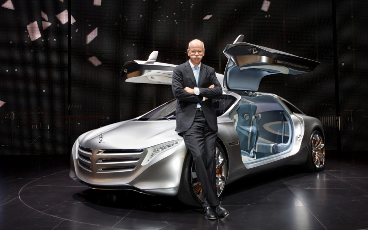 What moves us today and tomorrow: Mercedes-Benz at IAA 2011
