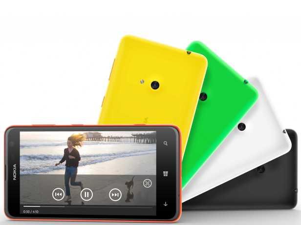 Nokia Indonesia semakin memperkaya pilihan line up Lumia dengan kehadiran Lumia 625 yang memiliki layar 4,7 inci.