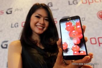 Smarthphone LG
