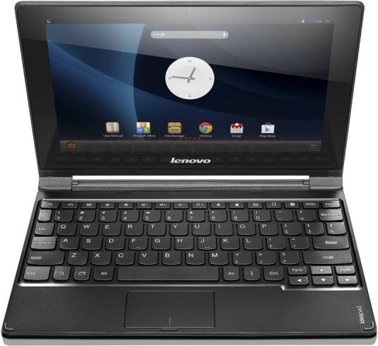 Lenovo IdeaPad A10 adalah laptop berlayar sentuh yang menggunakan OS Android.