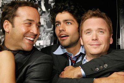 Ari Gold, Vince, dan E