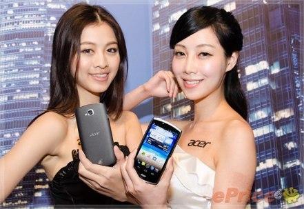 Acer mempertajam posisi mereka di pasar smartphone Indonesia dengan merilis tiga model sekaligus untuk berbagai segmen, yakni Acer Liquid Z110, Liquid Gallant E350, serta Cloud Mobile S500.