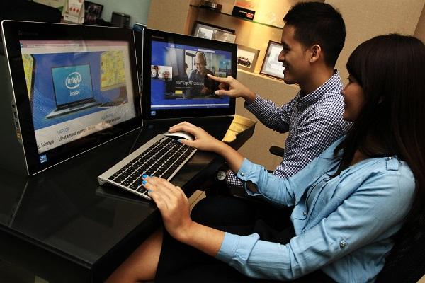 All in One PC - Desktop Mobile yang Mendukung Produktivitas Kerja Anda