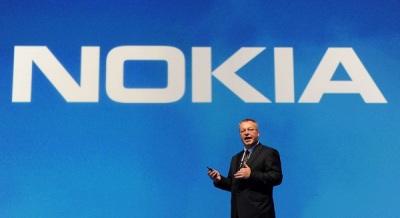 CEO Nokia Stephen Elop di Nokia World