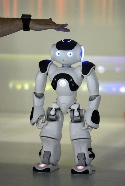 SPAIN-TECHNOLOGY-ROBOT-MUSEUM-OFFBEAT