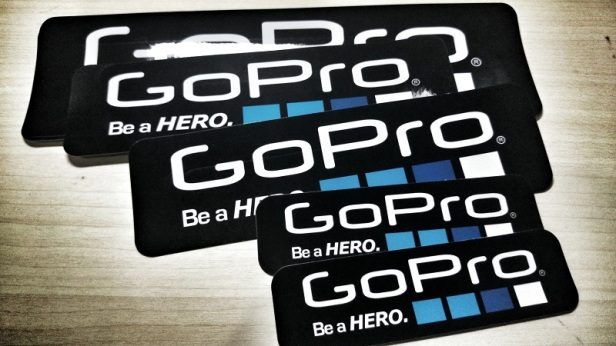 Gopro Sticker