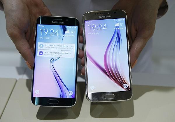 Galaxy S6 edge dan Galaxy S6.