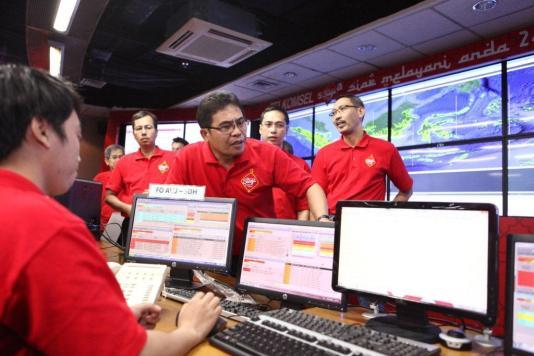 Telkomsel Pantau 24 Jam Jaringan Lebaran - 1