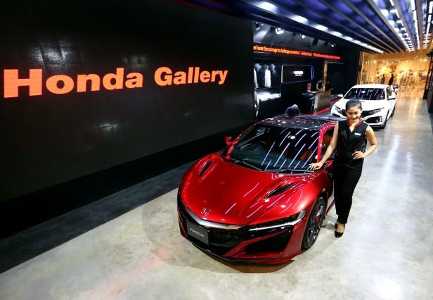 Honda NSX 8