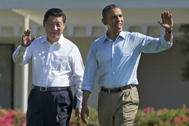 Presiden Obama China