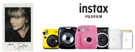 instax-taylor-Swift-Fujifilm