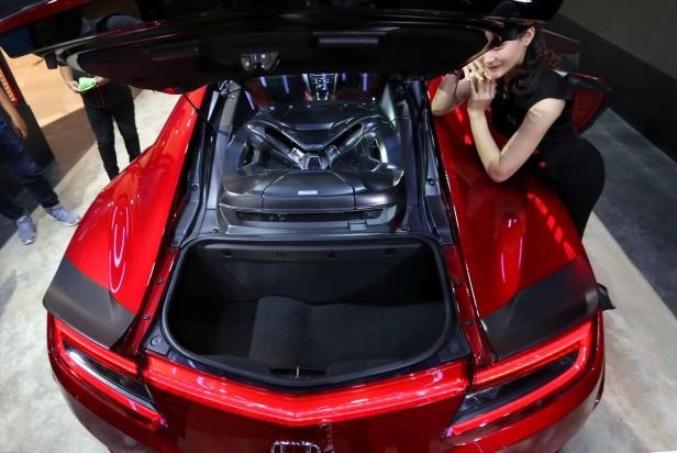 Honda NSX 6